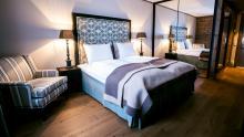 Vestlia Resort Doppelzimmer