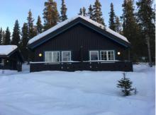 Gålå Fjellgrend Studiohytte 832