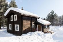 Bardøla Hütte mit 10 Betten