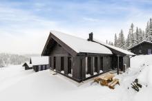 Hovdetunet Hütte