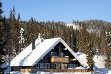 Alpin Doppelhütte