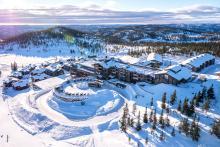 Norefjell Ski & Spa Villa Suite App.