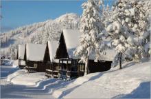 Kvitåvatn Hütte