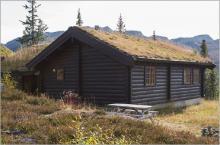 Gaustablikk Hütte Typ A